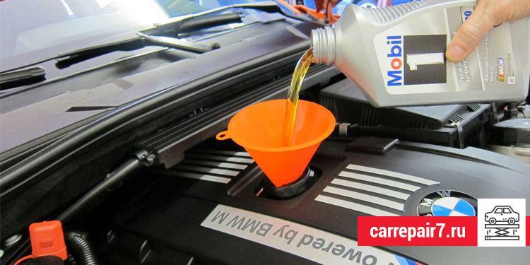 Зачем и когда надо менять масло, фильтр?