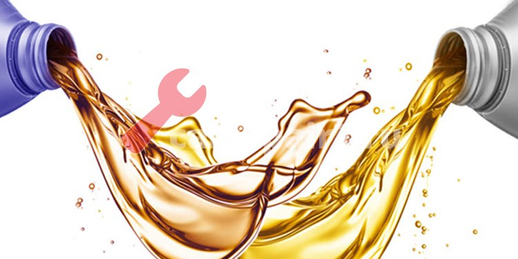 Разрешается ли смешивать моторные масла