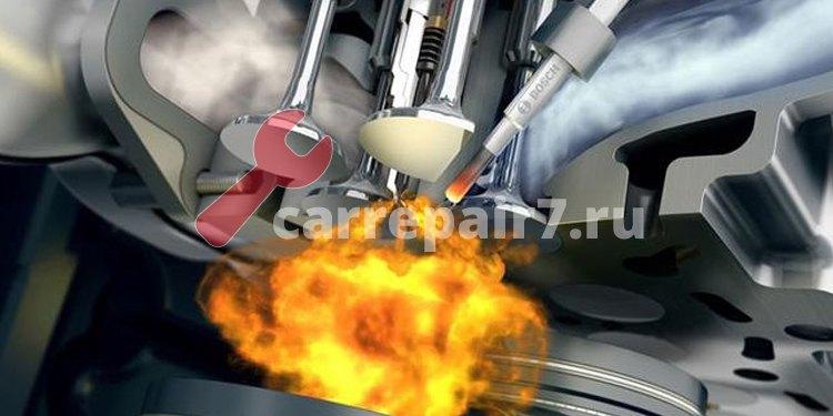 воспламенение топлива