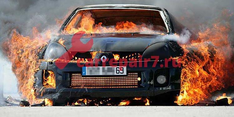 Последствия запаха бензина в салоне автомобиля