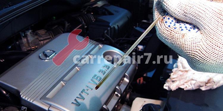 Какой уровень масла в двигателе правильный? Последствия низкого/высокого уровня масла.
