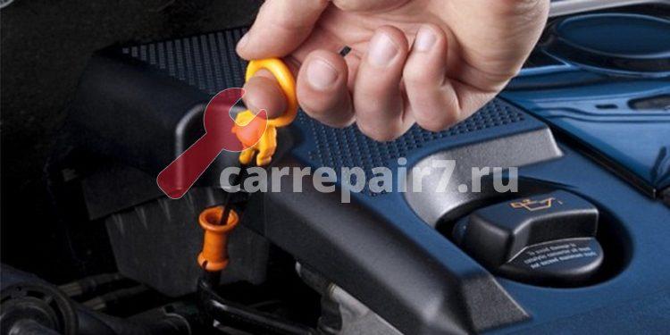 Основные правила проверки масла в двигателе