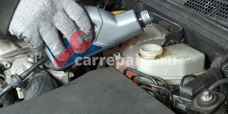 Причины замены тормозной жидкости