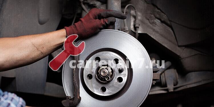 Варианты ремонта тормозных дисков